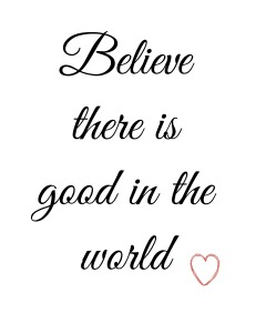 Believe(Printable)