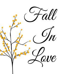 FallInLovePrintable